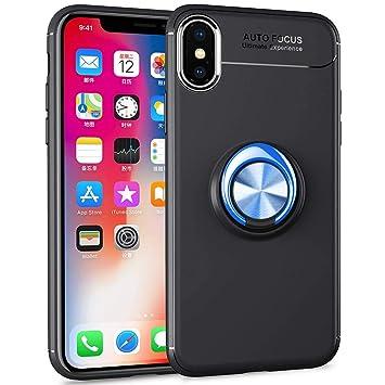 coque 360 iphone xs max bleu