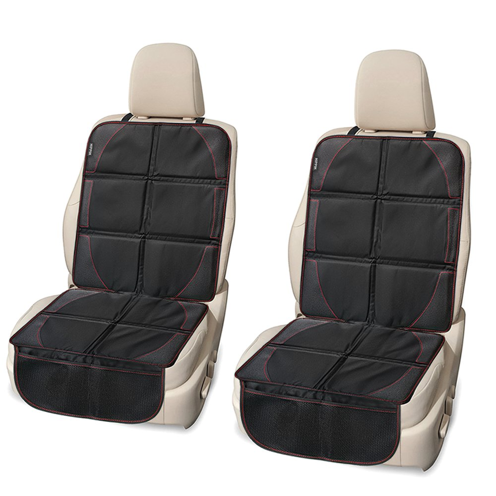 Car Seat Protector >> Amazon Com Car Seat Protector 2 Pack Hippih Waterproof Seat