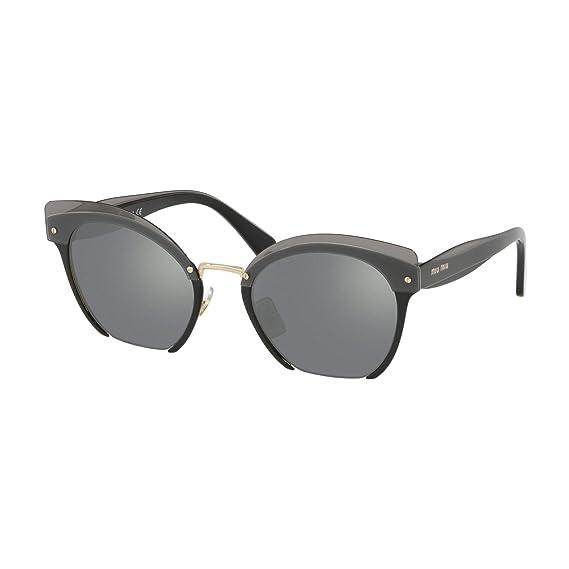 eee7e0133c5 Miu Miu Women s 0MU53TS 1AB7W1 53 Sunglasses