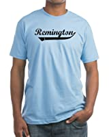CafePress - Remington (Vintage) - Fitted T-Shirt, Vintage Fit Soft Cotton Tee