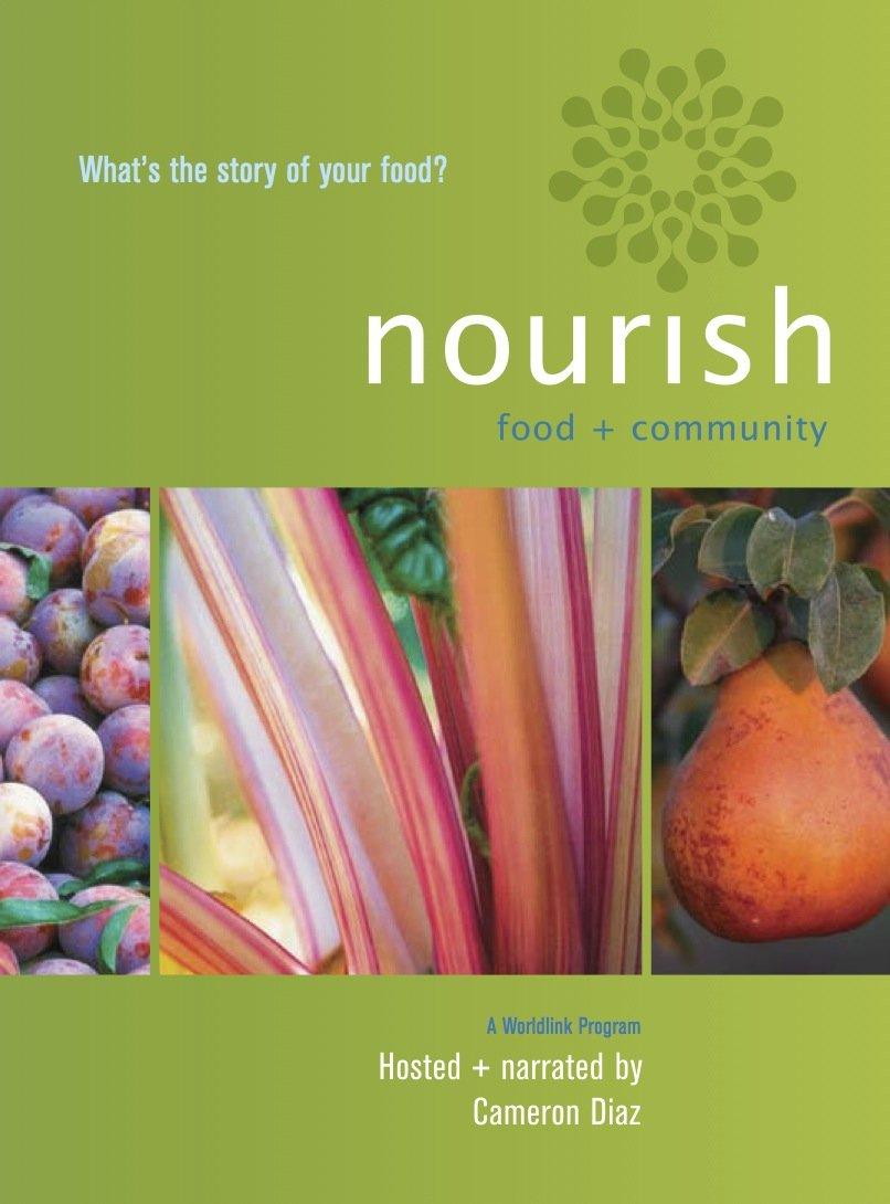 Nourish: Food + Community [HD DVD]