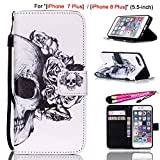 Best Flower Skulls For IPhones - iPhone 8 Plus Case, iPhone 7 Plus Cover Review
