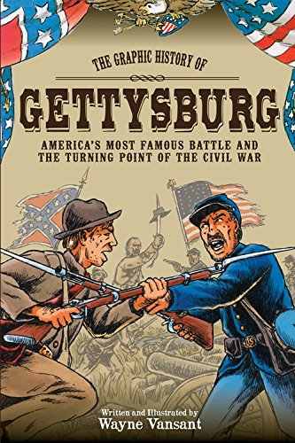 Download Gettysburg: The Graphic History of America's Most Famous Battle and the Turning Point of the Civil War pdf