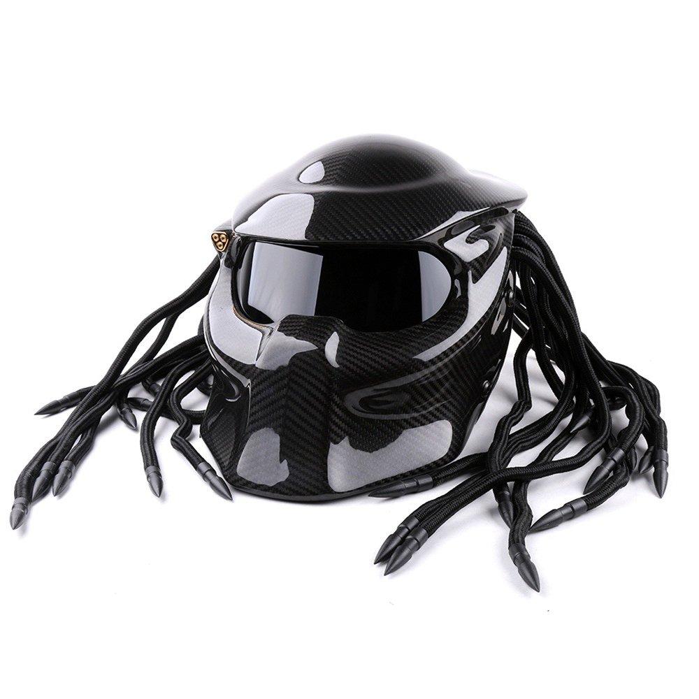 Casco de Moto Depredador