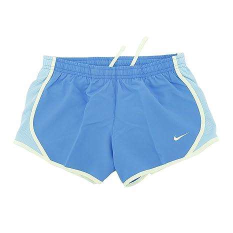 1d120434ce2b Amazon.com : Nike Kids Dry Tempo Running Short Little Kids/Big Kids Light  Photo Blue/Vivid Sky/Barely Volt Girl's Shorts : Everything Else