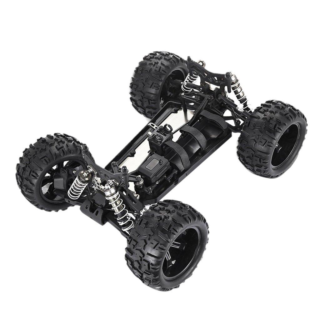 marcas de diseñadores baratos Baoblaze ZD Racing 1  8 RC Rock Rock Rock Crawler Aleación De Aluminio Chasis con Kits De Rueda del Cuerpo  marca de lujo