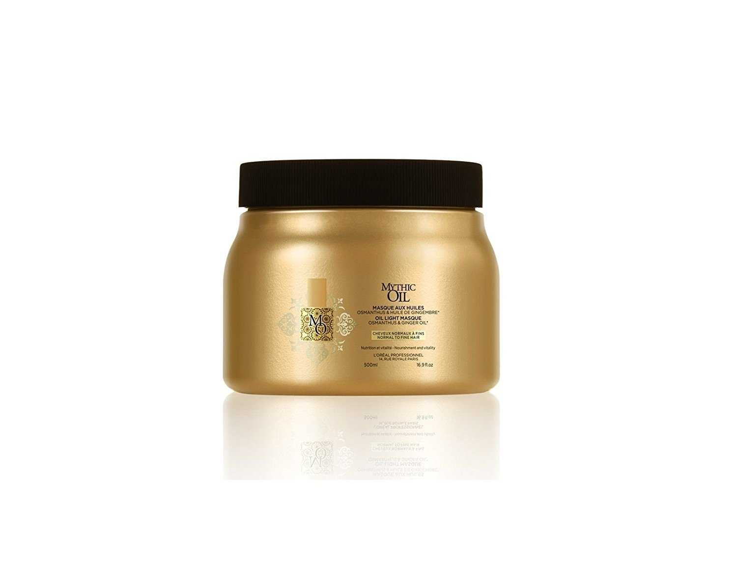 L'Oreal Mythic Oil Masque 500 ml 3474636391189 3474630471801-500ml