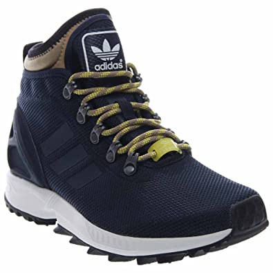 big sale 0184d b1500 Adidas Mens Zx Flux Winter Boot Navy - Footwear boots 12