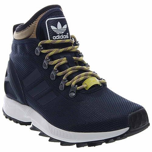 d3d6787db Adidas Mens ZX Flux Winter Boot Navy - Footwear Boots 10.5  Amazon ...