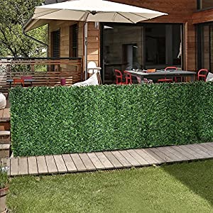 Jago Artificial Screening Hedge Garden Privacy