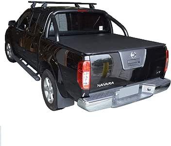 ClipOn Ute/Tonneau Cover for Nissan Navara D40 ST-X (Spanish Built)(2009 to June 2015) Dual Cab suits Factory Sports Bars
