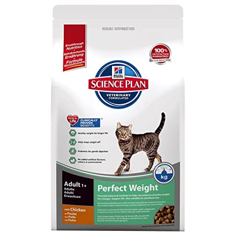 Pienso gato Adult Perfect Weight 8 kg: Amazon.es: Productos ...