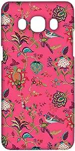 Macmerise Payal Singhal Chidiya Pink Sublime Case For Samsung J5 (2016)