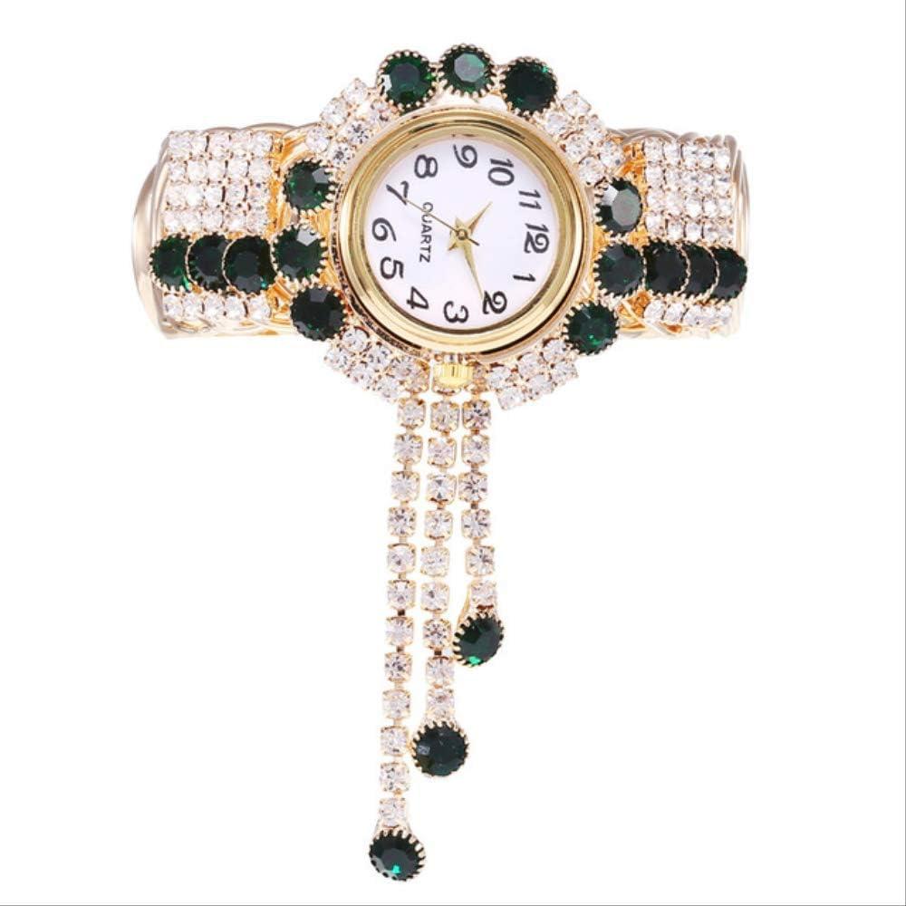 Khorasan Alloy Fashion Watch Creative Fringe Quartz Bracelet Reloj Modelos