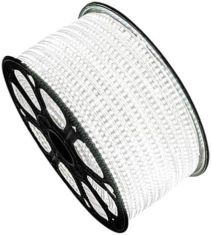 1-100M Waterproof IP67 SMD 5050 LED Strip 110V 60leds//m Flexible tape rope Light