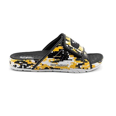 Men's Tyrant Digital Camo Slide Sandals - 11 Color Options - Multiple Sizes