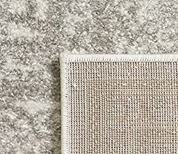Safavieh Adirondack Collection ADR101B Ivory and Silver Oriental Vintage Area Rug (5\'1\