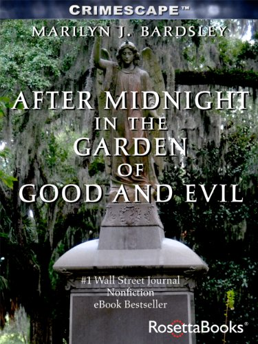 after midnight in the garden of good and evil crimescape book 1 by - Midnight In The Garden Of Good And Evil Book
