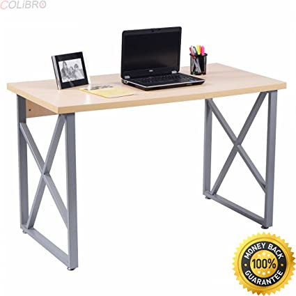 Amazon Com Colibrox Computer Desk Pc Laptop Table Writing Study