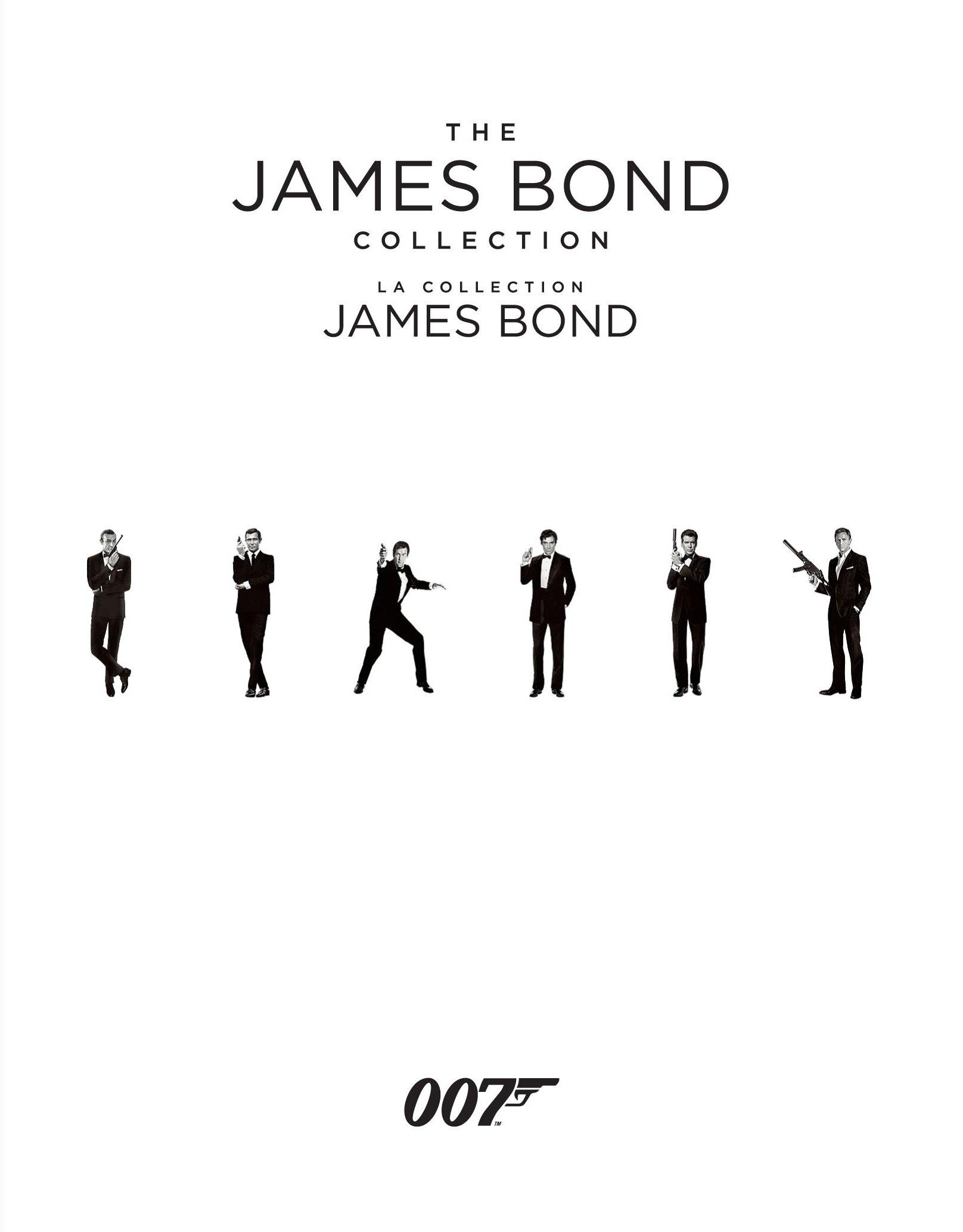 James Bond Collection Bd-cb [Blu-ray]
