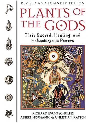 Plants Gods Sacred Healing Hallucinogenic product image