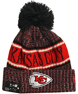 Amazon.com   New Era Kansas City Chiefs NFL Sideline On Field 2017 ... 945b4547c