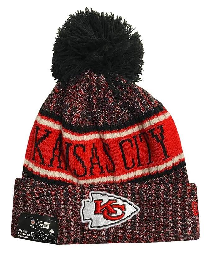 ... Pom Hat  Amazon.com New Era Knit Denver Broncos Biggest Fan Redux Sport  Knit Winter Stocking Beanie ... 27bf47545