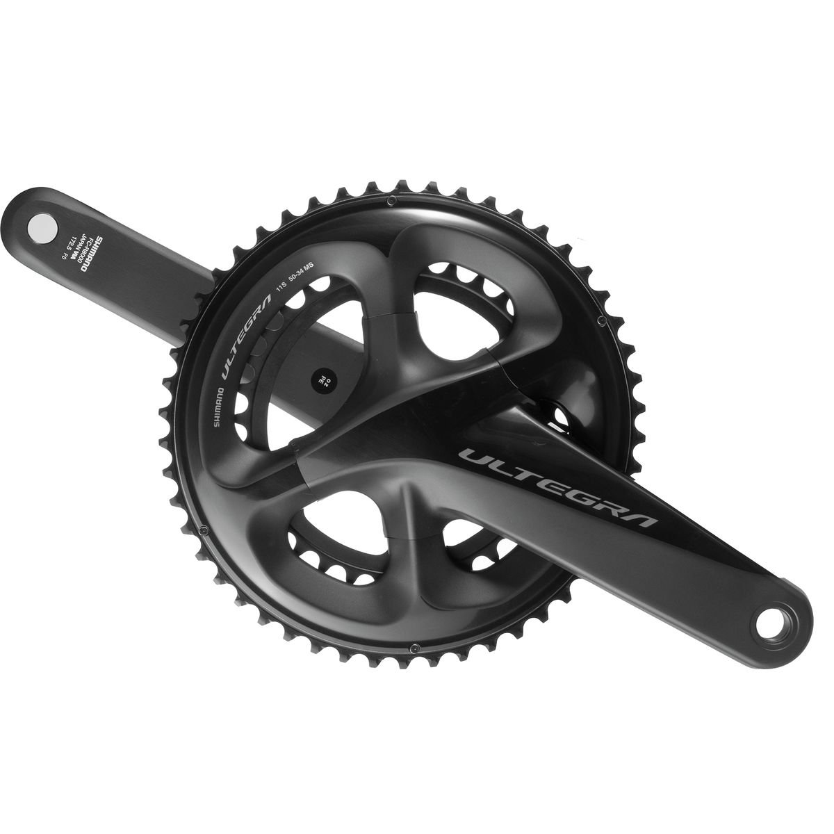 Shimano Ultegra R8000 11-Speed 165mm 36//52t Crankset