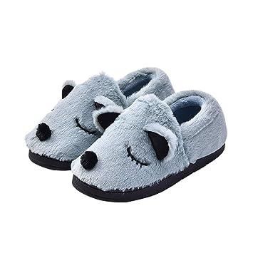 Zapatillas De Algodon Señorita Invierno Dibujos Animados Zapatillas Paquete Zapatillas Fondo Grueso Antideslizante Inicio Mujer Zapatillas: Amazon.es: ...