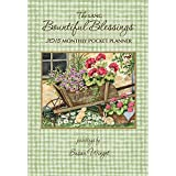 Lang January 2015 to January 2016 4.25 x 6.5 Inches, Perfect Timing Bountiful Blessings Monthly Pocket Planner by Susan Winget (1003143)