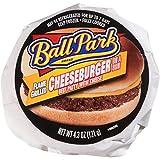 Ball Park Cheeseburger Sandwich 4.306 oz-Pack of 12