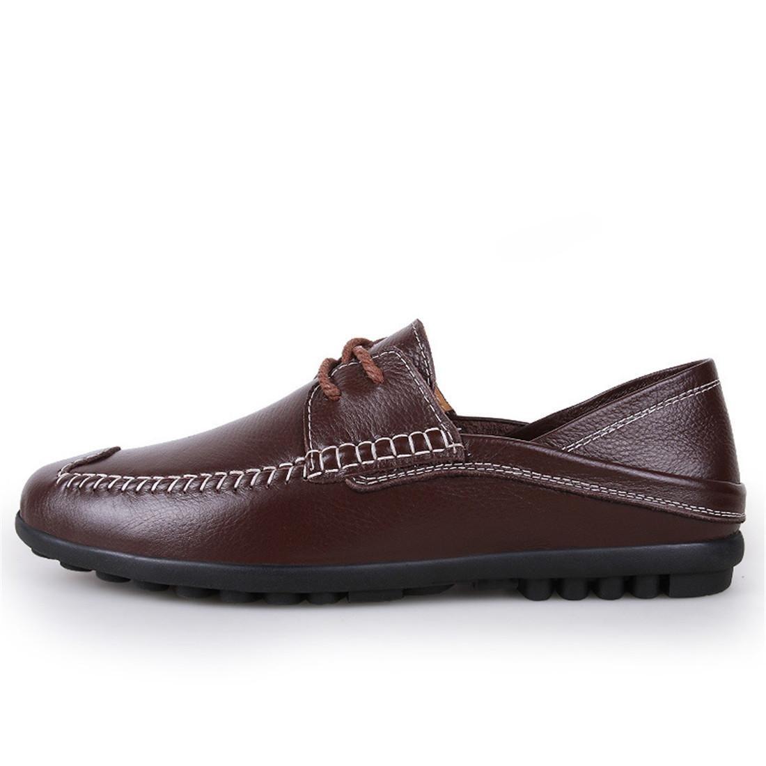 Herren Große Größe Mode Freizeit Lederschuhe Flache Schuhe Mode Baumwollschuhe EUR GRÖSSE 38-45