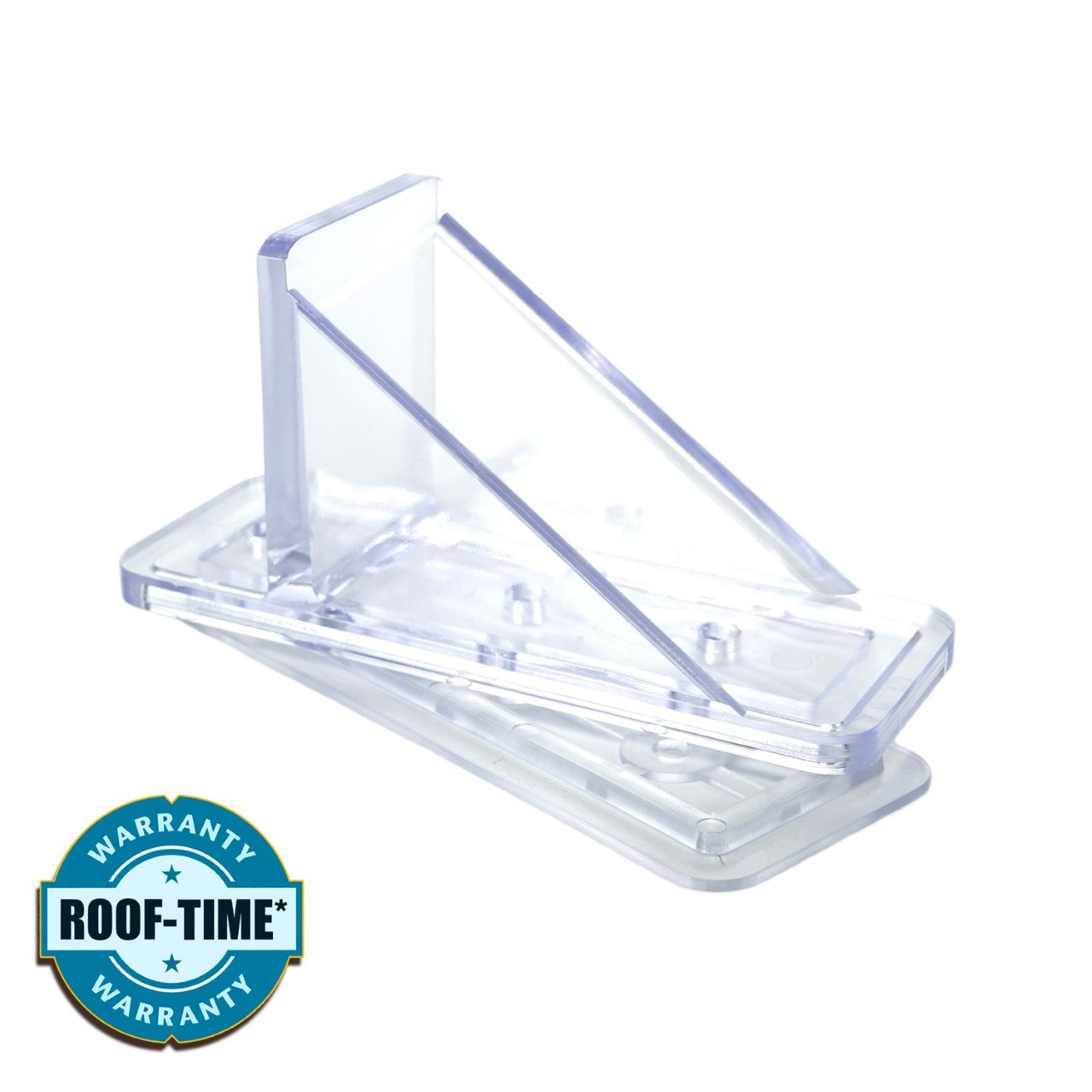 50 QTY Commercial Bulk Pack Stop Snow From Sliding Off Your Roof Snow Guards, Perfect Seal Gaskets /& Screws