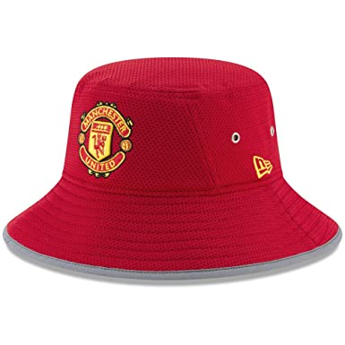 Image Unavailable. Image not available for. Color  Manchester United New Era  Training Bucket Hat b959b5c3a4c