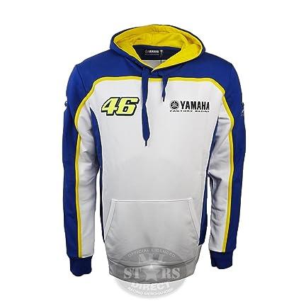 Valentino Rossi Oficial Yamaha M1 YZR 46 Hoodie VR/46 Moto GP