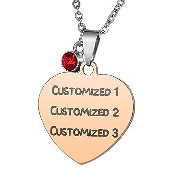 Amazon.com: COCO Park Pet Tag - Collar con colgante de ...