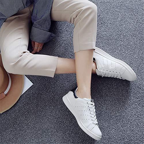 34 Sneaker Donna EU Scarpe Uomo Basse Tela 44 Adulto Up populalar Rg6dqv6w