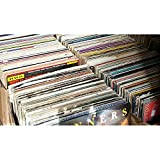Mystery Box Vinyl Records Music Albums LPS Bulk Lot Randomly Chosen Vintage Original LPs With Sleeves Lot of 10 - VinylShopUS