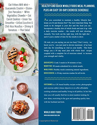 The 30 day whole food weight loss challenge 30 day whole food the 30 day whole food weight loss challenge 30 day whole food three whole recipes cooked in less than 30 minutes every day 30 day weight loss foods forumfinder Gallery