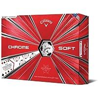 Callaway Chrome Soft Golf Balls (2018/19 Version)