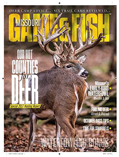 More Details about Missouri Game & Fish Magazine