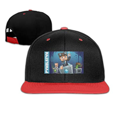 b15a6b1b83674 TDM Minecart Custom Unisex Toddler Hip-hop Baseball Hat Cotton Cool at  Amazon Men s Clothing store