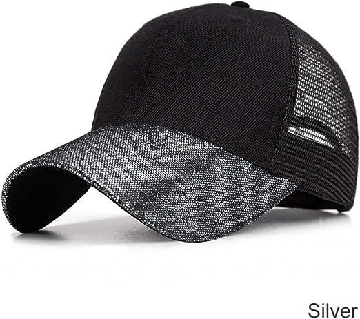 Sombrero Gorra De Beisbol Diseño De Moda Patchwork Glitter Gorras ...
