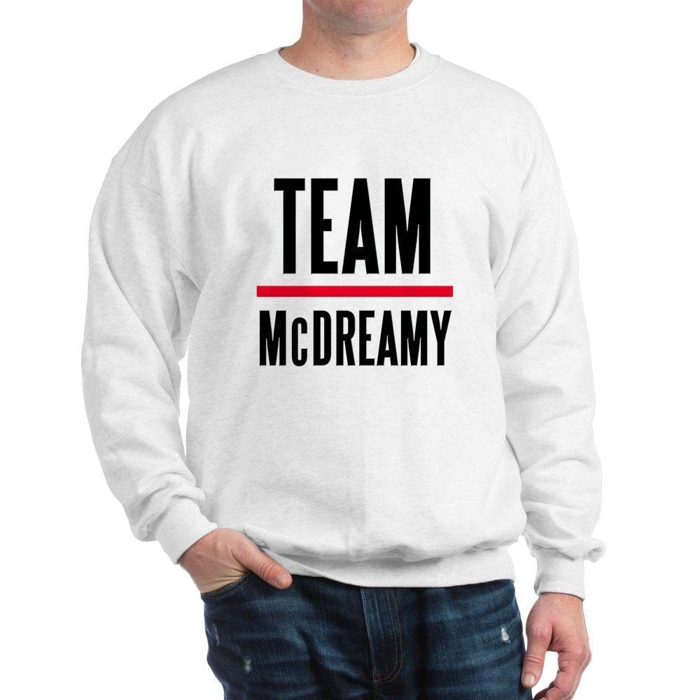 CafePress - Team Mcdreamy Grey's Anatomy - Classic Crew Neck Sweatshirt