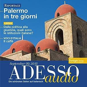 ADESSO audio - Lo stato e le istituzioni italiane. 9/2013 Audiobook