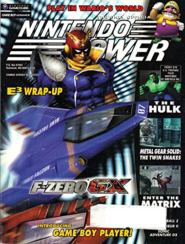 Nintendo Power 170 July / August 2003 F Zero GX for sale  Delivered anywhere in USA