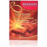 Bourjois Delice De Poudre Bronzing Powder Powder 51, Light/Median Complexions