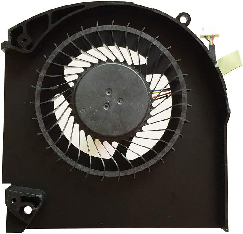PYDDIN CPU Cooling Fan Replacement for Dell Alienware 17 R4 R5 Series P31E MG75090V1-C060-S9A (CPU Fan)