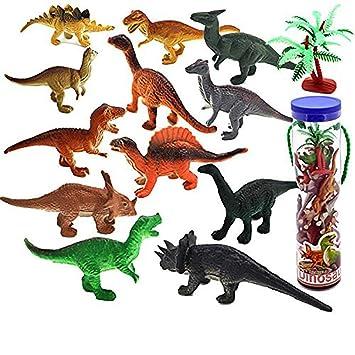 Lot De Dinosaures En Plastique Buy Now Toys & Hobbies Animals & Dinosaurs