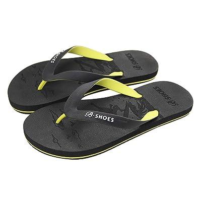 b0cfae22f095 Christalor Slip On Slippers for Women Outdoor Mens Ladies Kids Size 5 6 8  12 Boys